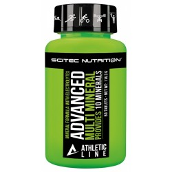 Advanced Multi Mineral, 60 capsule, Scitec Nutrition