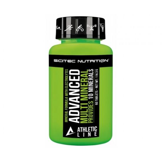 Advanced Multi Mineral, 60 capsule, Scitec Nutrition