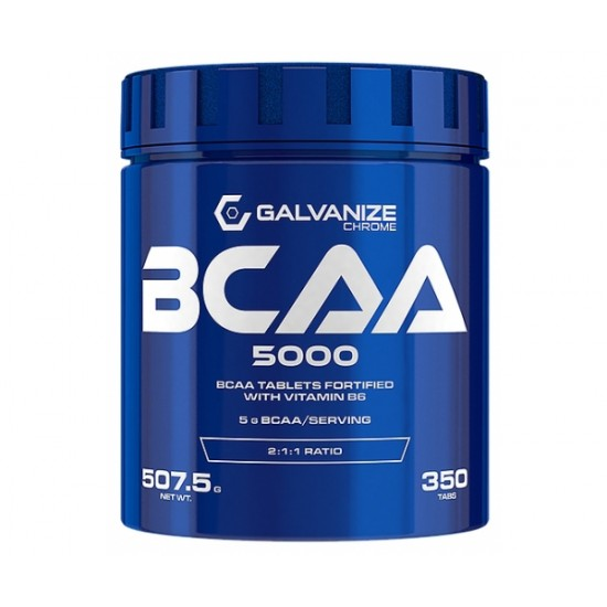 BCAA 5000, 150 tablete, Galvanize Nutrition