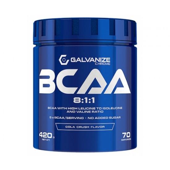 BCAA 8:1:1, 420 g, Galvanize Nutrition