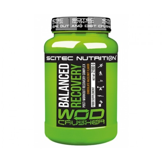 Balanced Recovery, 2100 grame, Scitec Nutrition