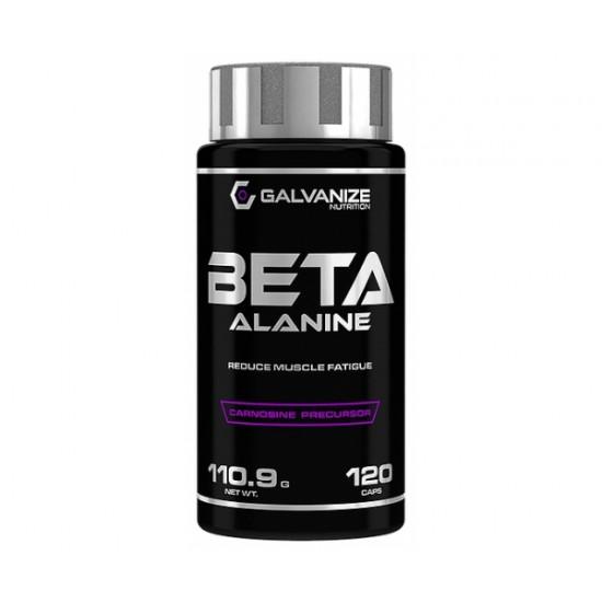 Beta Alanine, 120 capsule, Galvanize Nutrition