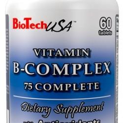 Vitamin B-Complex, 60 tablete