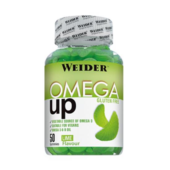 Omega Up, 50 jeleuri, Weider