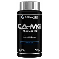 CA-MG Tablets, 100 tablete, Galvanize Nutrition