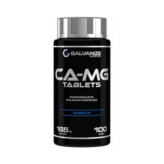 CA-MG Tablets, 100 tablete, Galvanize Nutrition