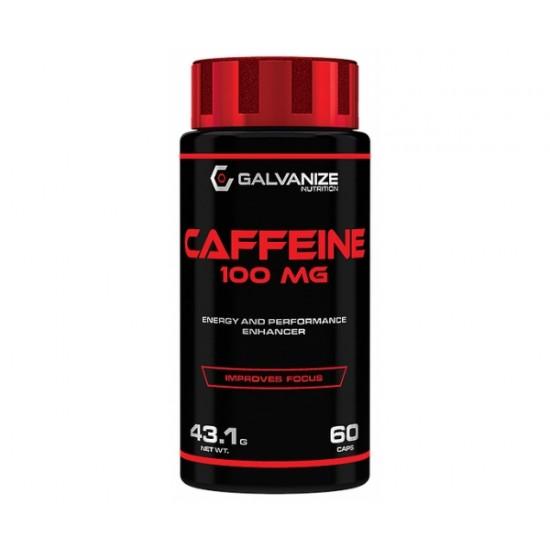 Caffeine, 60 capsule, Galvanize Nutrition