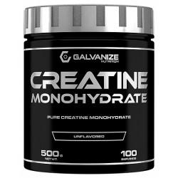 Creatine Monohydrate, 500 g, Galvanize Nutrition