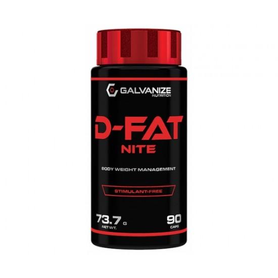 D-Fat NITE, 90 capsule, Galvanize Nutrition