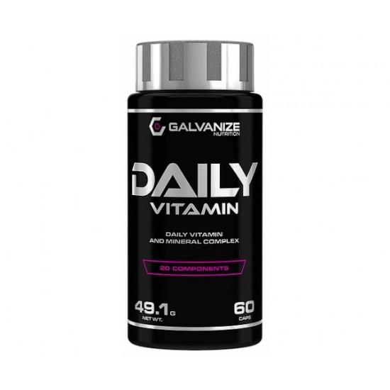 Daily Vitamin, 60 capsule, Galvanize Nutrition