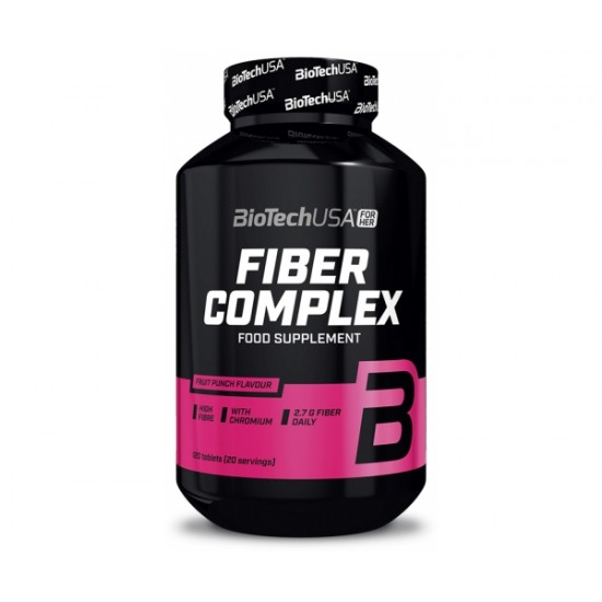 Fiber Complex (For Her), 120 tablete, Biotech