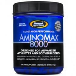 AminoMax 8000, 350 tablete, Gaspari