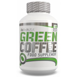 Green Coffee, 120 capsule, Biotech