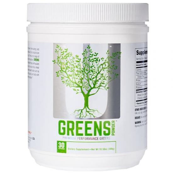 Universal Greens Powder, 300 g, Universal Nutrition