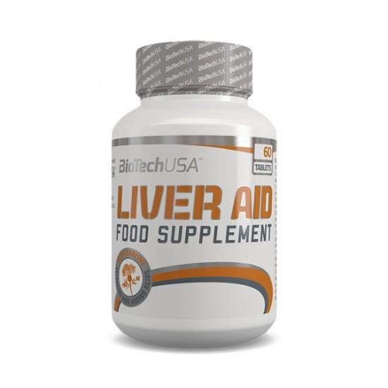 Liver Aid, 60 tablete, Biotech