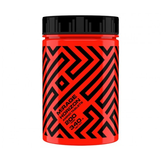 Mirage Horizon - Amino Tablets, 200 tablete, Galvanize Nutrition