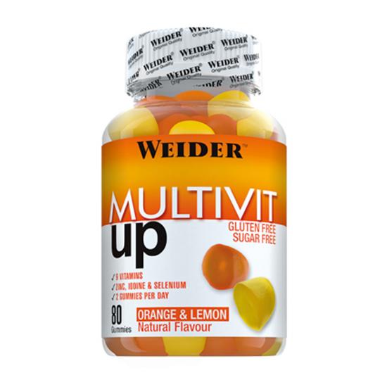 Multivit Up, 80 jeleuri, Weider