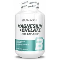 Magnesium+Chelate, 60 capsule, Biotech