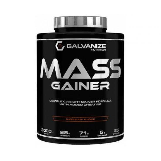 Mass Gainer, 3000 g, Galvanize Nutrition