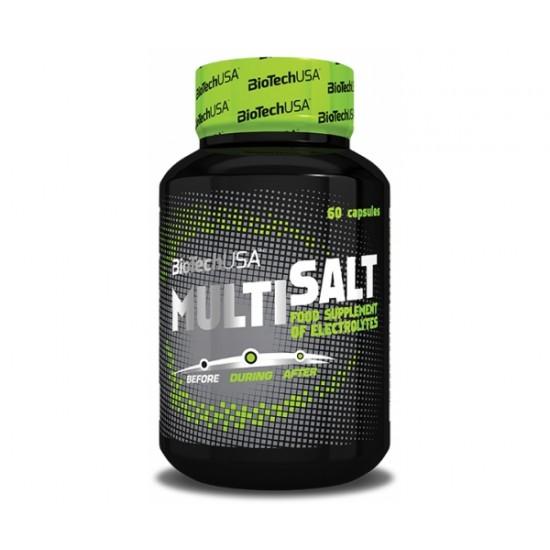 MultiSalt, 60 capsule, Biotech