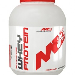 100% Ultra Pure Whey Protein, 2 kg