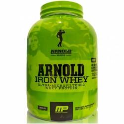 Arnold Iron Whey, 2270 g