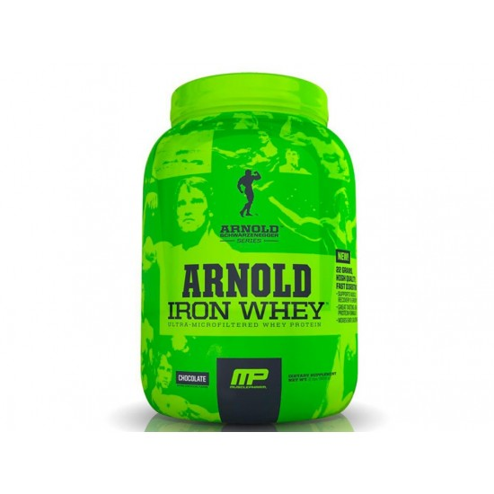 Arnold Iron Whey, 908 g