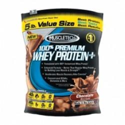 100% Premium Whey Protein, 2270 g, Muscletech