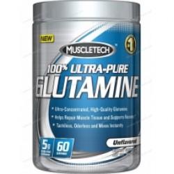 100% Ultra-Pure Glutamine, 300 g, Muscletech