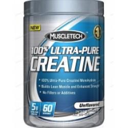 100% Ultra-Pure Creatine, 300 g, Muscletech