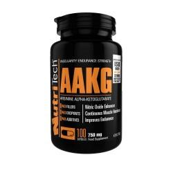 Arginina AAKG, 750 mg, megacaps