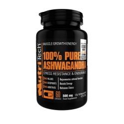 ASHWAGANDHA, 500 mg,