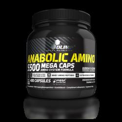 Anabolic Amino 5500 Mega Caps, 400 capsule