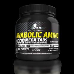 Anabolic Amino 9000 Mega Tabs, 300 tablete