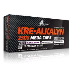 Kre-Alkalyn 2500 Mega Caps, 120 capsule, Olimp