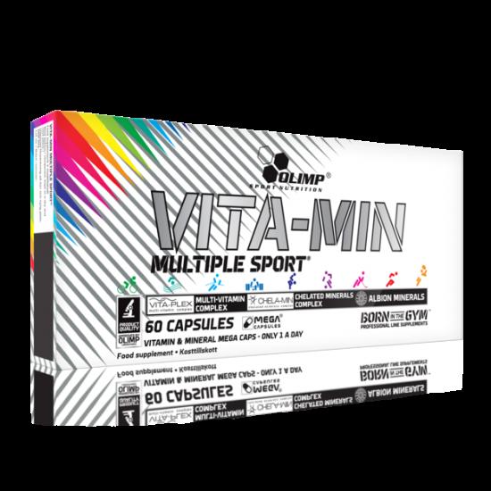 Vita-Min Multiple Sport, 60 capsule, Olimp Sport Nutrition