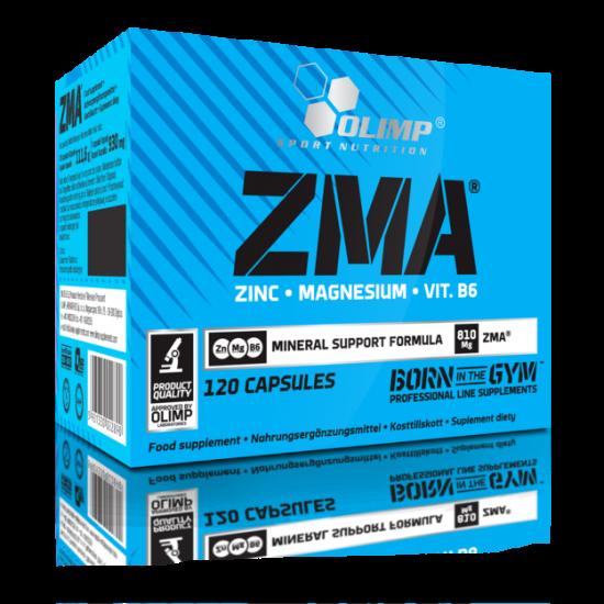 ZMA, 120 capsule, Olimp Sport Nutrition