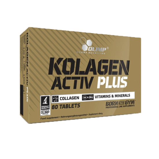Kolagen Activ Plus 80 tablete