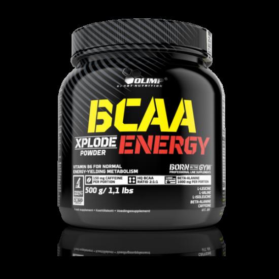 BCAA XPLODE ENERGY 500g