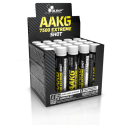 AAKG 7500 Extreme Shot, 20 fiole, Olimp