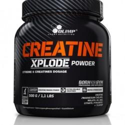 Creatine Xplode, 500 g, Olimp Sport Nutrition
