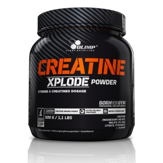 Creatine Xplode, 500 g, Olimp Sport Nutrition