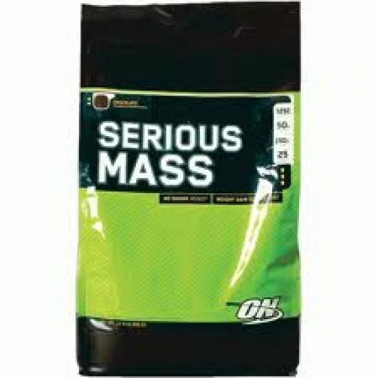 Serious Mass, 5400 g, Optimum Nutrition