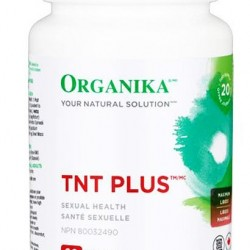 TNT Plus, 60 caps, Organika
