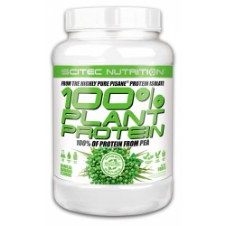 100% Plant Protein, 900 g, Scitec