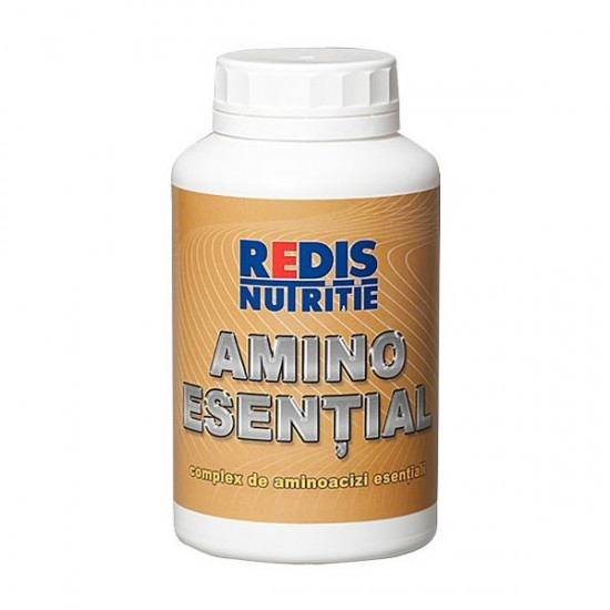 Amino Esential, 200 tablete, Redis Nutritie