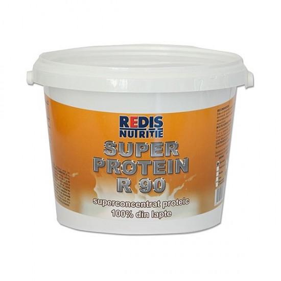 Super Protein-R 90, 900 g, Redis Nutritie