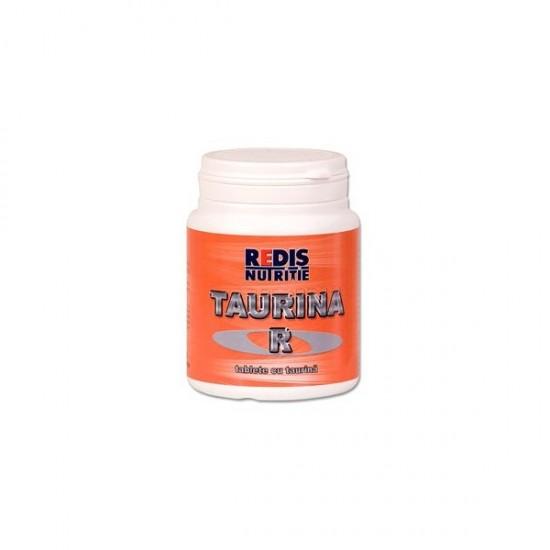 Taurina-R, 100 tablete, Redis Nutritie