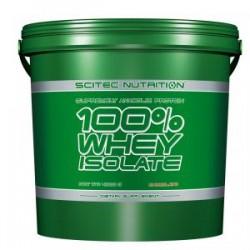 100% Whey Isolate, 4000 g, Scitec