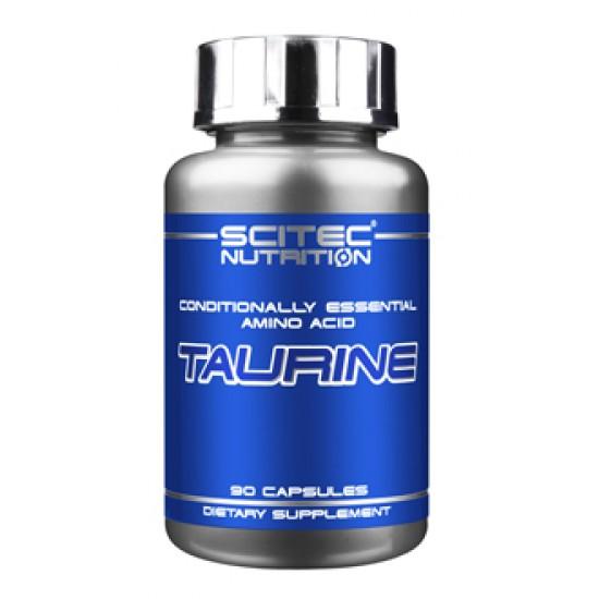 Taurine, 90 capsule, Scitec
